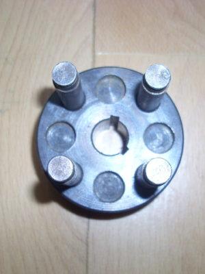 Unášač spojkového koša Tatran125